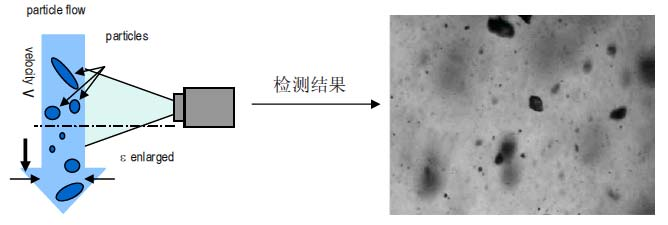 文本框:  图2. 动态图像分析仪