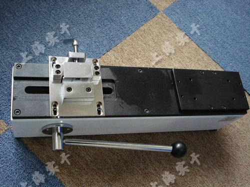 SGWS端子臥式手動手動推拉力測試儀