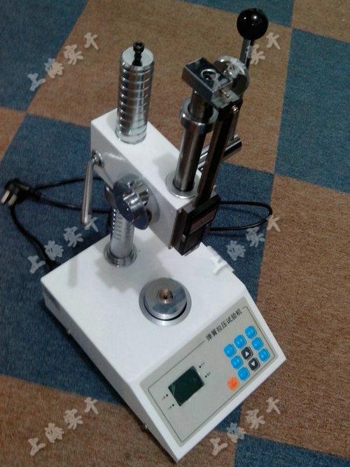SGTH數顯彈簧壓力試驗機