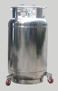 亚西自增压液氮罐