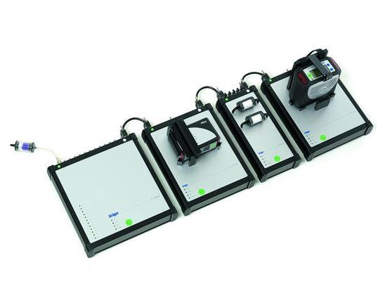 德尔格E-Cal自动检测与标定系统