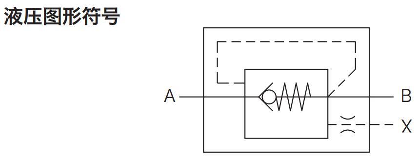 C2PG-805-10先导单向阀TOKYOKEIKI东京计器C2PG-805-11 液压符号: