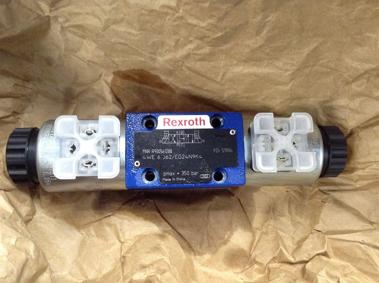 力士乐电磁阀对液压设备的作用图片