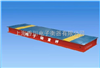 SCS-XC-E短台面電子汽車衡(固定式軸重秤)