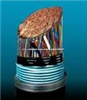 屏蔽铠装控制电缆KVVP