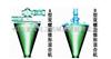 DSH系列新型双锥混合机、多功能双锥混合机