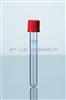 Schott螺蓋試管26135215Schott螺蓋試管(蓋子耐受180℃)