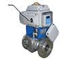 Q941F高温蒸汽电动调节球阀/电动高温调节阀
