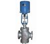 ZDLQ蒸汽高温电子式电动三通合流调节阀