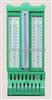 272-1 金属壳 干湿球温度计/屋形温湿度计
