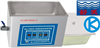 超声波清洗器KQ2200DE,昆山舒美牌,台式超声波清洗器