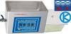 超声波清洗器KQ100DE,昆山舒美牌,台式超声波清洗器
