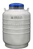 YDS-35-125配多层方提筒的液氮生物容器