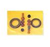 PEEK聚醚醚酮压垫件;氟橡胶密封垫、乙丙橡胶密封