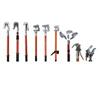 分离式鸭嘴高压接地棒线 双舌平口螺旋弹簧式高压接地棒线