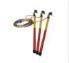 10kv三相便携式接地线 电力安全合格接地线