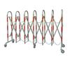 警示帶安全伸縮圍欄網,拐角式安全圍欄網,折疊式組合式安全圍欄網