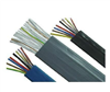 YB橡套扁電纜 矽橡膠扁電纜 橡胶护套扁電纜