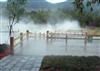 新疆游乐园造景人造雾设备景观造景设备